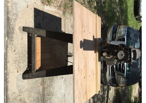 Craftsman Radial Arm Saw w/stand